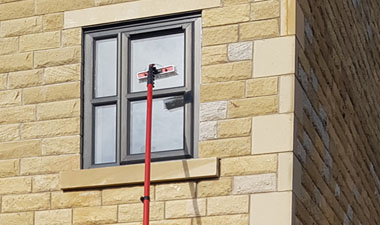 Window cleaning in Barnsley